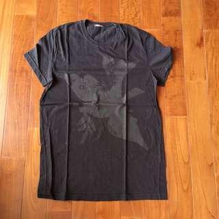 Alexander McQueen MCQ short sleeve shirt M