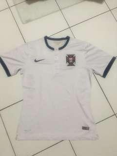 Jersey bola portugal