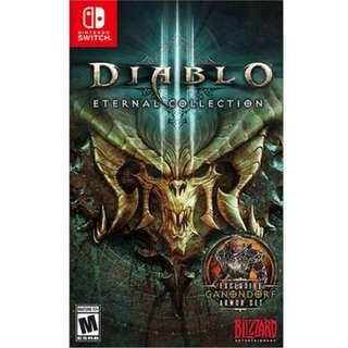 Nintendo Switch Diablo 3: Eternal Collection