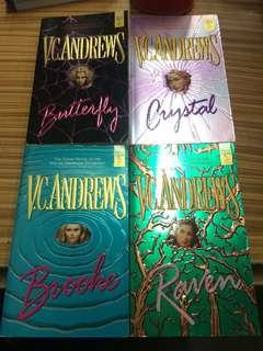 Orphans series by VC andrews