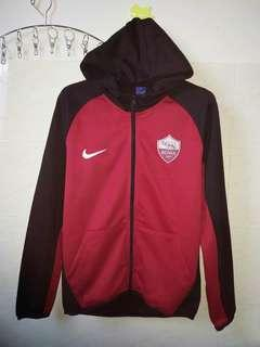AS Roma 18-19 Red Hooded Jacket
