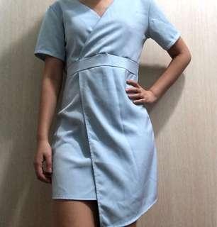🚚 SALE Blue Straight Dress