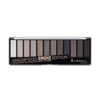 Rimmel Eyeshadow Palette Smoke Edition