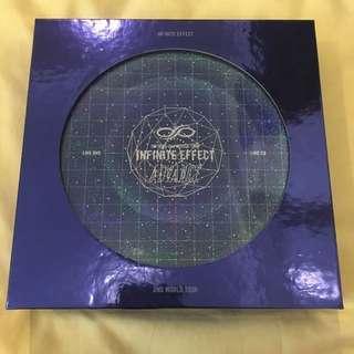 [INFINITE] Infinite Effect Advance DVD CD