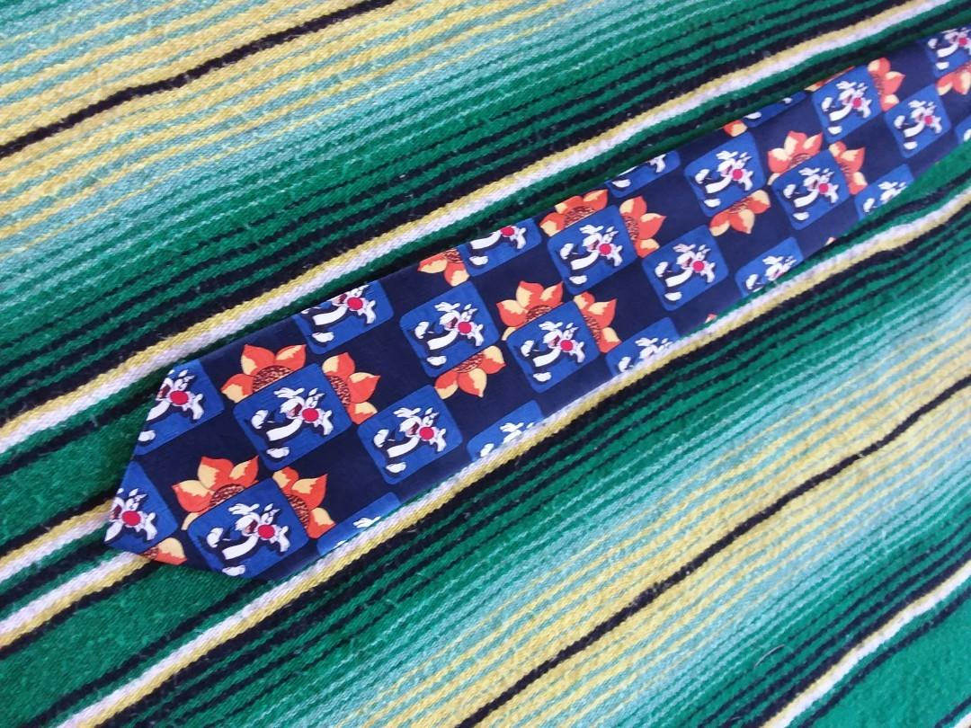 1996 Looney Tunes Tie Mini Sylvester Retro