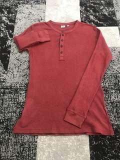 Uniqlo Red