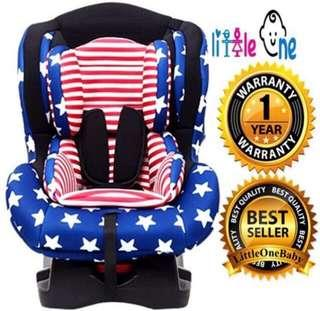 Little One Exclusives Baby Carseat