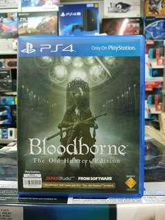 PS4 Bloodborne The Old Hunter Edition