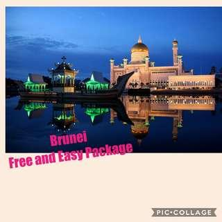 Brunei Free and Easy Package