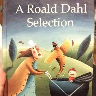 A Roald Dahl Selection Includes Stories And Additional Lit Notes