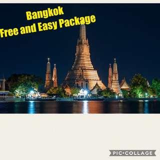 Bangkok Free amd Easy Package