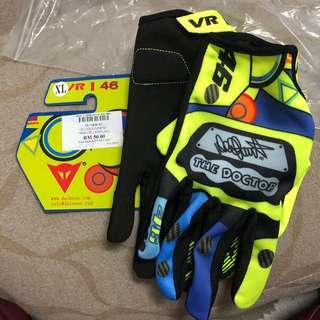 Riding Glove rossi 46