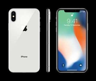 Kredit Apple iPhone X 64GB DP Ringan Proses Kredit Cepat