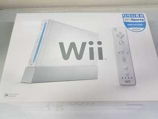 Nintendo Wii (absolutely BNIB)