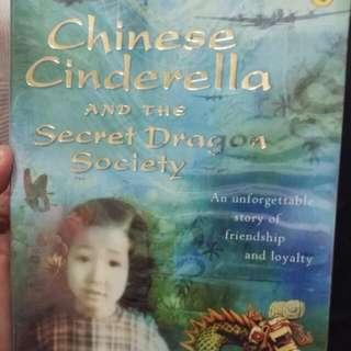 Chinese Cinderella And The Dragon Society