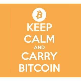 Buy When there's Blood on the Streets. Bitcoin, Cryptocurrency