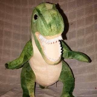 Boneka Dinosaurus T Rex