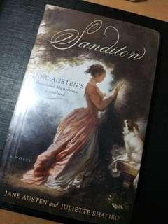 Sanditon by Jane Austen (and Juliette Shapiro)