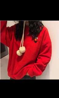 Elmo sweater