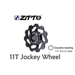 11T Jockey Wheel