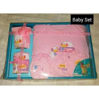 Baby set Kiddy just baby