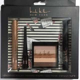 Nicole Miller authentic cosmetic gift set make up kit