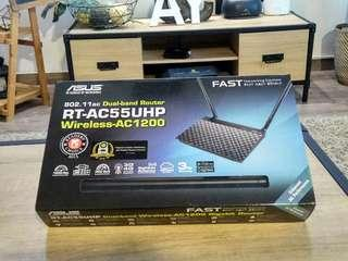 🚚 Asus RT-AC55UHP Router