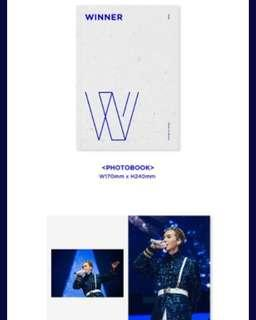 WINNER 2018 EVERYWHERE TOUR IN SEOUL DVD