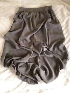 Forever 21 Hi-Lo Skirt