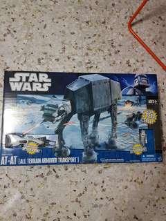 Star Wars Hasbro AT AT walker Battle of Hoth boxset NEW