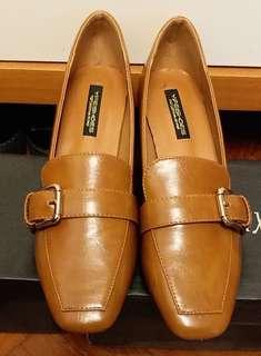 英倫休閒鞋