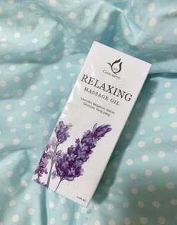 Spa Lavender Massage Oil