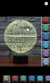 Star war led light