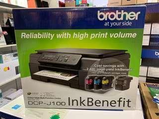 Brother DCP-J100 Colour Printer