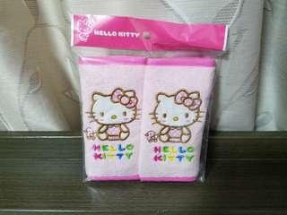 全新Hello Kitty 咬咬巾