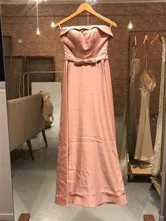 Pink Photoshoot Dress