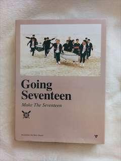 SEVENTEEN - GOING SEVENTEEN ALBUM [MAKE THE SEVENTEEN]