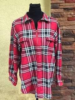 Checkered Red