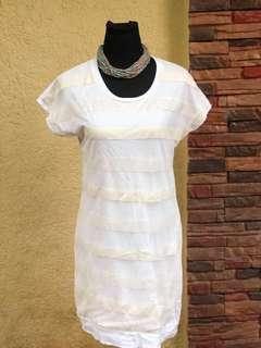 Plains&Prints Dress White