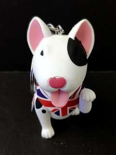全新THE DOGGY 可愛鎖匙扣