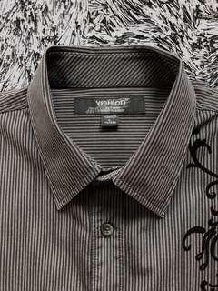 🌸 Yishion Men's smart causal long sleeves
