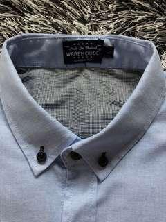 🌸Men's smart causal long sleeves shirt