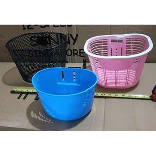 Small Bicycle Baskets. Brand new,  clearance!