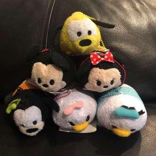 Mini tsum tsum Mickey & friends