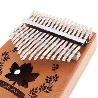 17 Key Kalimba Thumb Piano 020