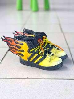 Kids Adidas Jeremy Scott