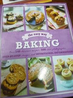 The Easy Way Baking Cook Book