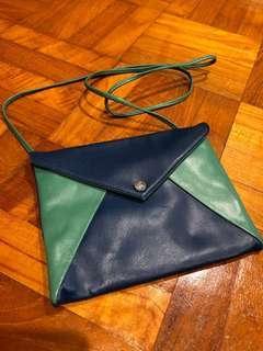 Authentic Agnès B Envelope Bag