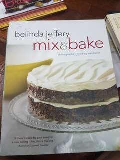 Belinda Jeffery Mix & Bake Cook Book