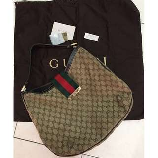 dc43fa3bc68 Gucci Authentic Preloved Large Tote Shoulder Bag